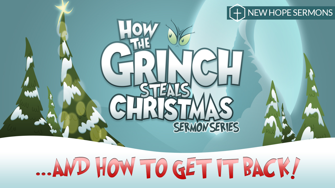 How the Grinch Steals Christmas