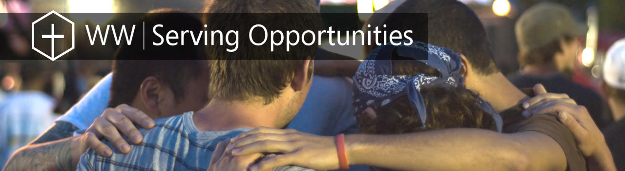 Serving Opportunities – New Hope Church – Wooster